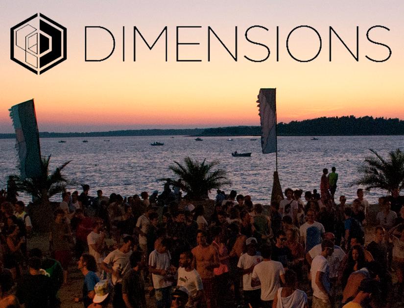 Resultado de imagem para dimensions festival