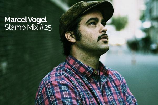 Marcel Vogel Stamp Mix