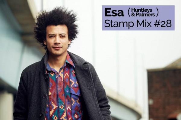 esa stamp mix
