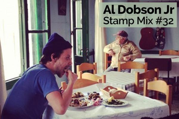 Al Dobson Jr stamp mix