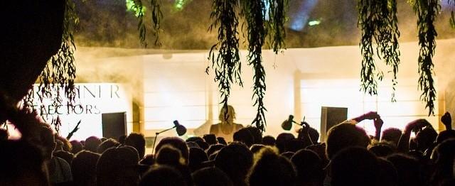 DJ Harvey closing Sole Selectors stage
