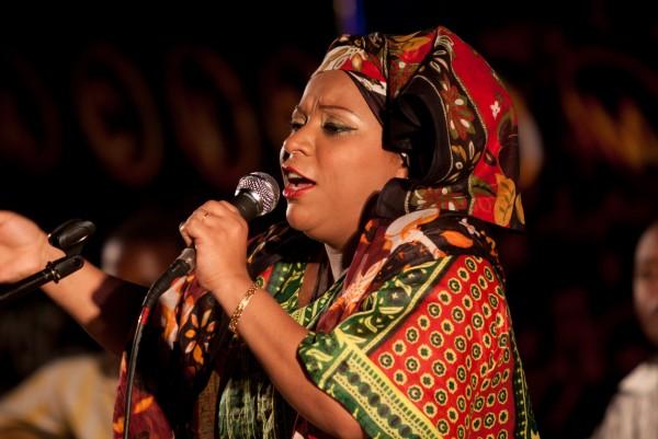 at Jahazi Festival 2011 (photo: Peter Bennett)