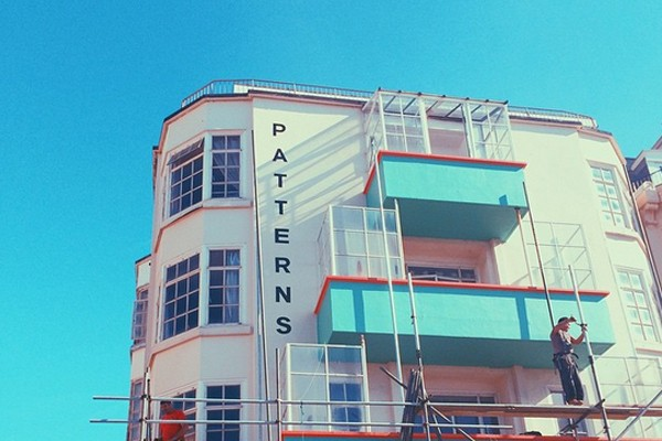 Patterns Brighton Audio Venue Seafront