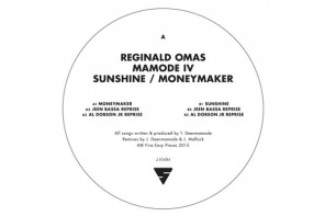 Premiere: Reginald Omas Mamode IV – Sunshine/MoneyMaker
