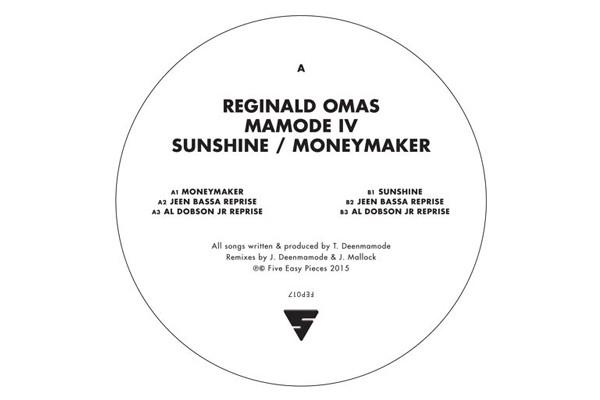 Reginald Omas Mamode IV - MoneyMaker Sunshine Jeen Bassa Al Dobson JR