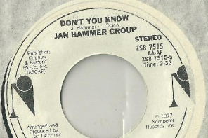 Heard on the Floor: Jan Hammer Group – Don't You Know