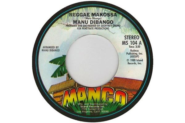 Reggae Makossa - Manu Dibango