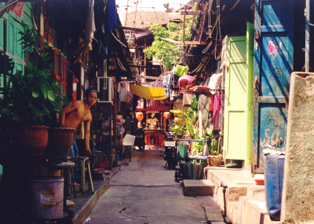 paradise bangkok