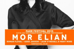 Mor Elian and Daytime Activities Announced for Farr Festival