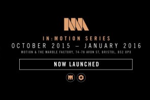 Bristol's In:Motion Reveals Groove Armada, Bonobo & José González