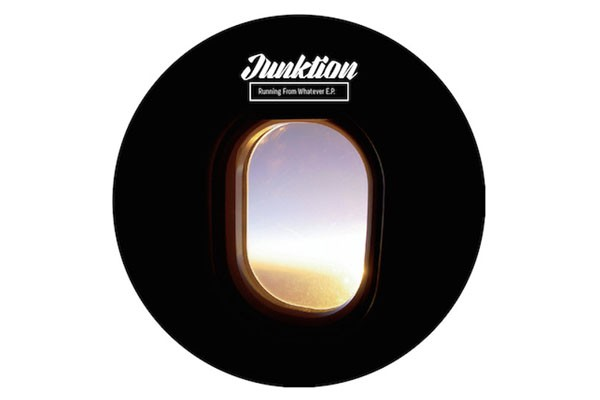 junktion running from whatever ep rose records
