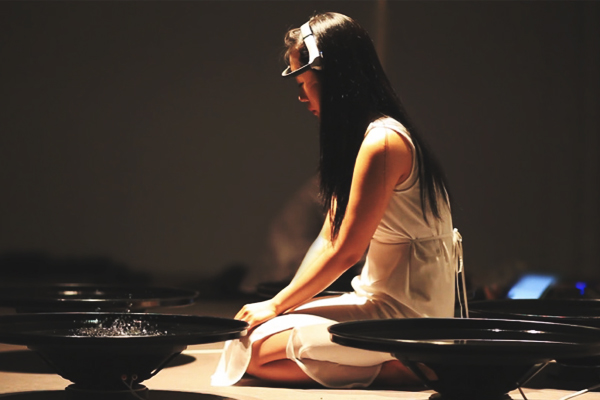 interactive music video 3d flying lotus whitestone
