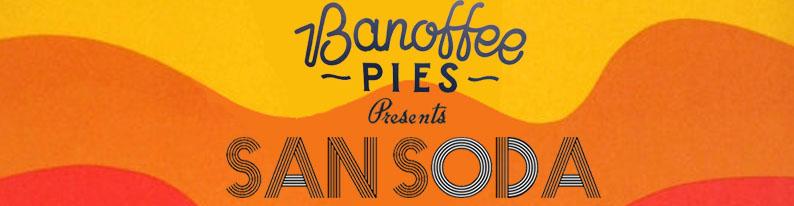 San Soda Banoffee Pies