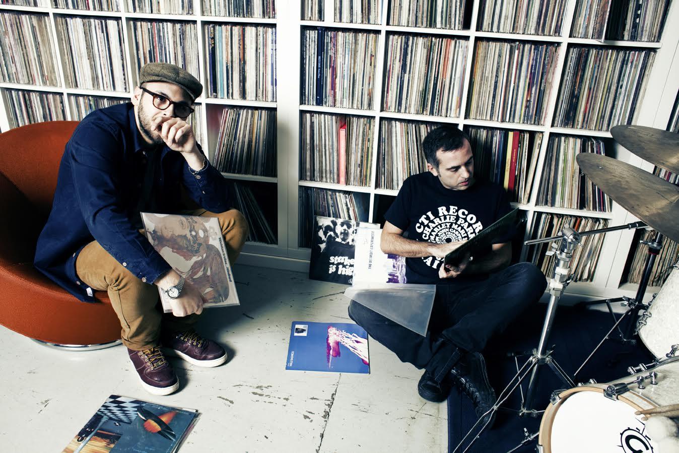 Parker Madicine and Turbojazz of CT-HI Records - 15/01/2014 - Milan