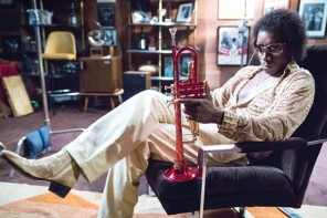 Watch a teaser of the Miles Davis biopic