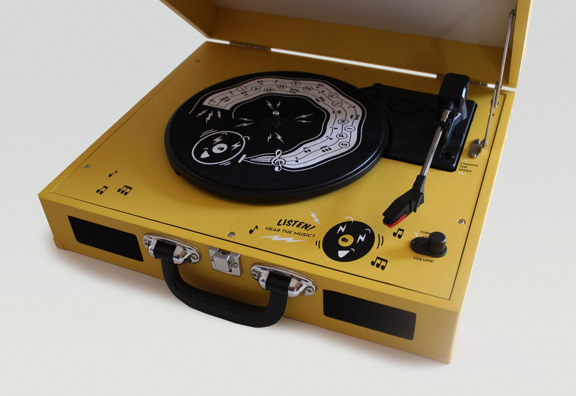 third man records childrens vinyl record player this record belongs to 3