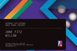Live at Dance Tunnel: Jane Fitz