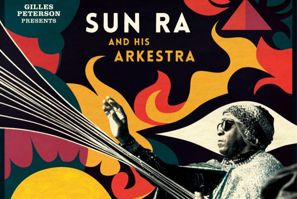 Gilles Peterson Sun Ra
