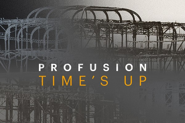 JS288_Profusion_Time Is Up [Single] 700X700