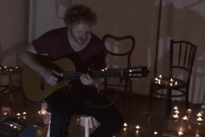 Stamp TV: Jono McCleery – Fire In My Hands (Candlelight Session)
