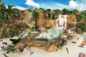 Help Shangri-La bring a tropical paradise to London