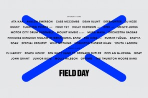 First lineup announced for 10th Field Day