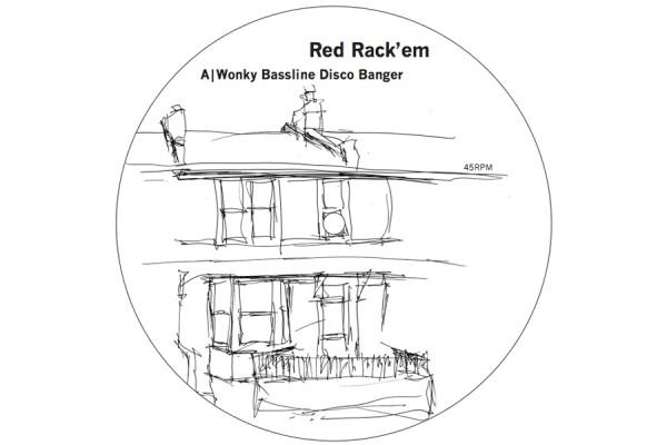 Red Rack'em Wonky Disco3