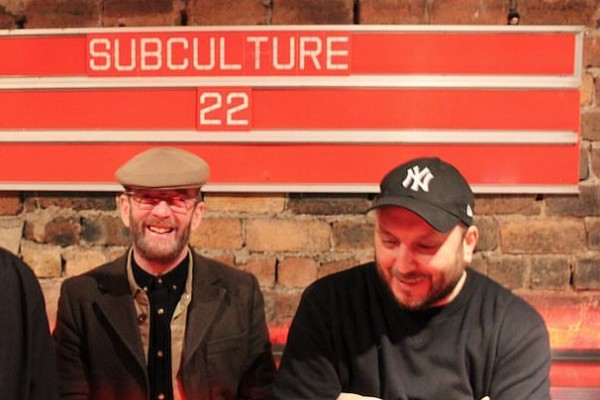Subculture is 22
