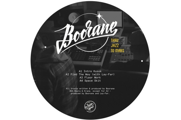 Boorane