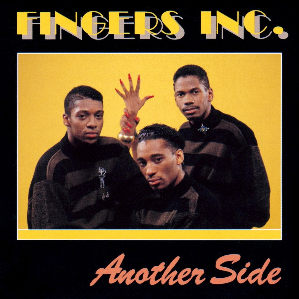 Fingers Inc. artwork