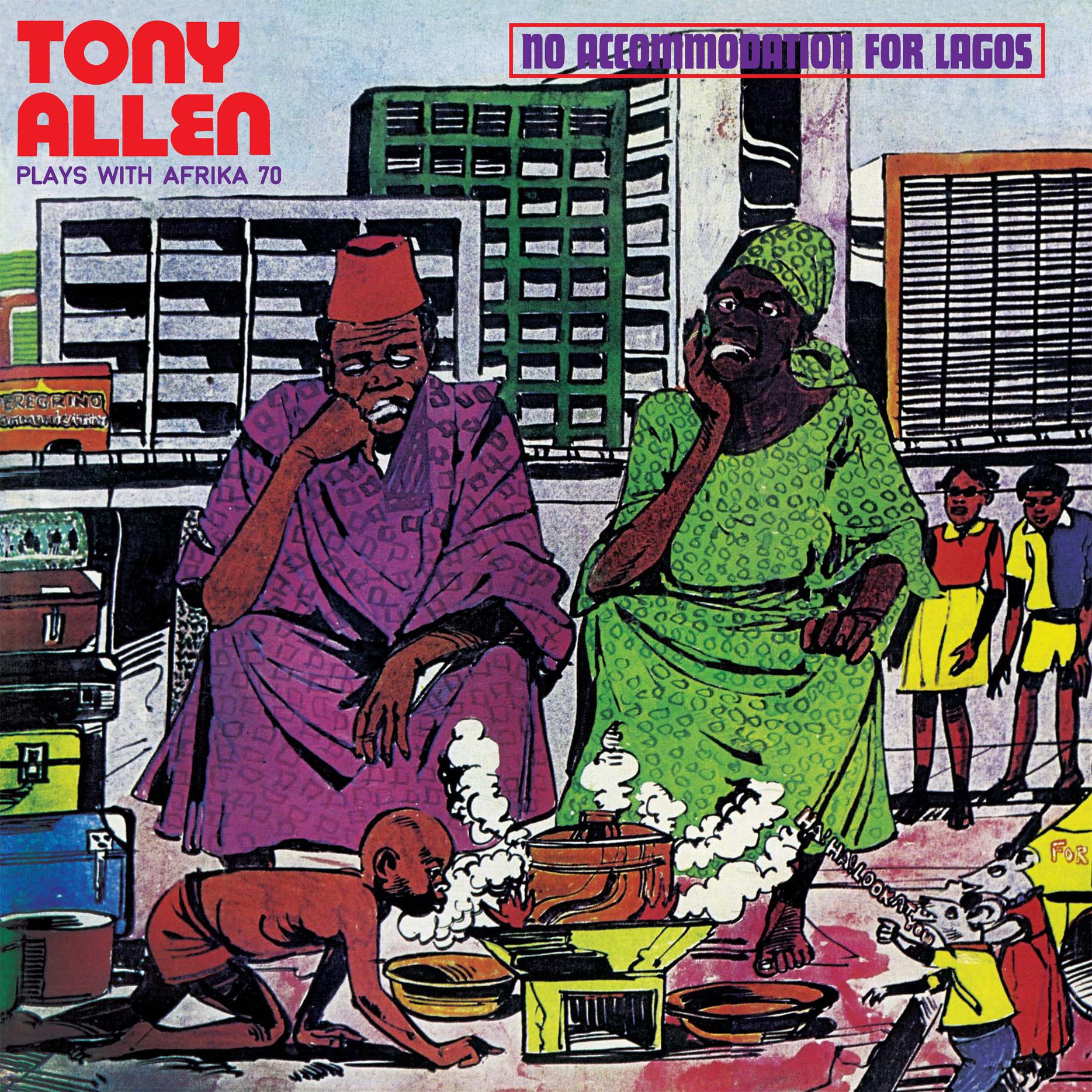 Tony Allen art
