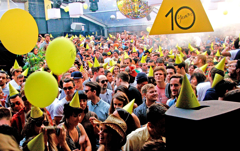 2011 10 Bday Weekend That Club