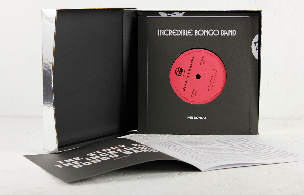 Incredible Bongo Band Boxset