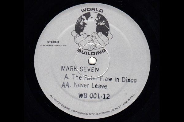 Mark Seven World Building