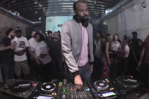Jay Simon proves Atlanta house is in rude health in his Topman x Boiler Room set