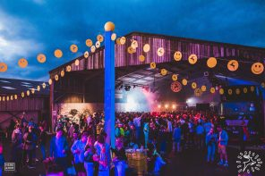 Alfresco Disco conclude 10th birthday with a warehouse farm rave