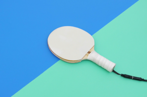 Introducing a new ping pong table that plays music to the rhythm of your game