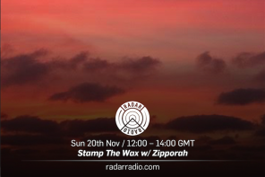 Zipporah on Radar Radio – 20th November 2016