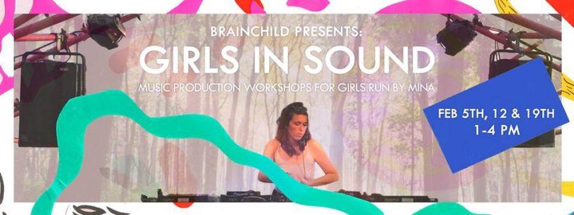 Girls in sound
