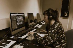 A glimpse into Bristol's new female production course: Saffron For Sound
