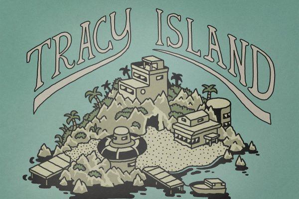 Tracy Island copy