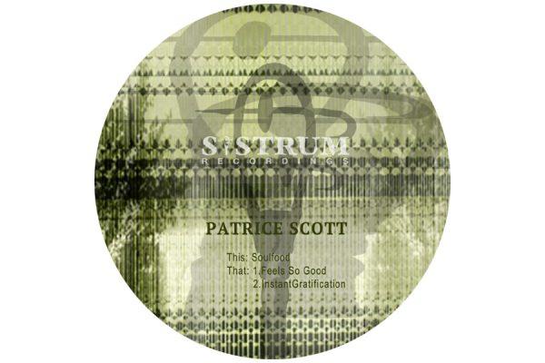 Patrice Scott Soulfood