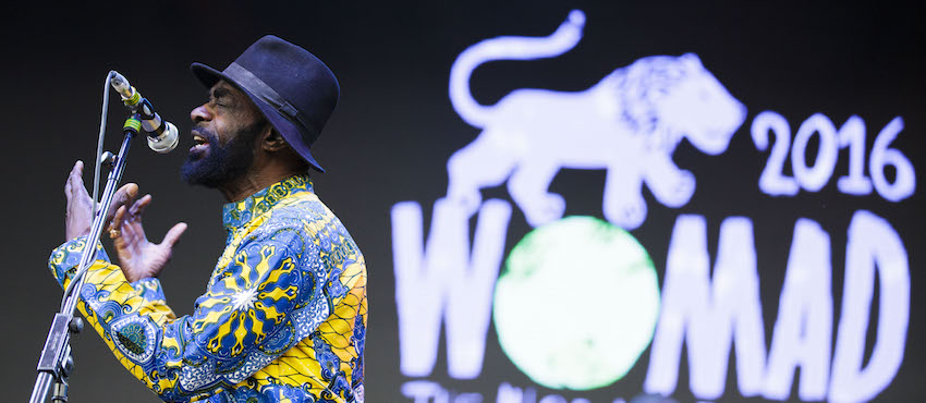 WOMAD Festival, 31 July 2016.