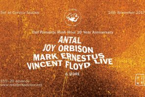 Tief helps Rush Hour celebrate 20 years in London with Joy Orbison, Mark Ernestus & Antal