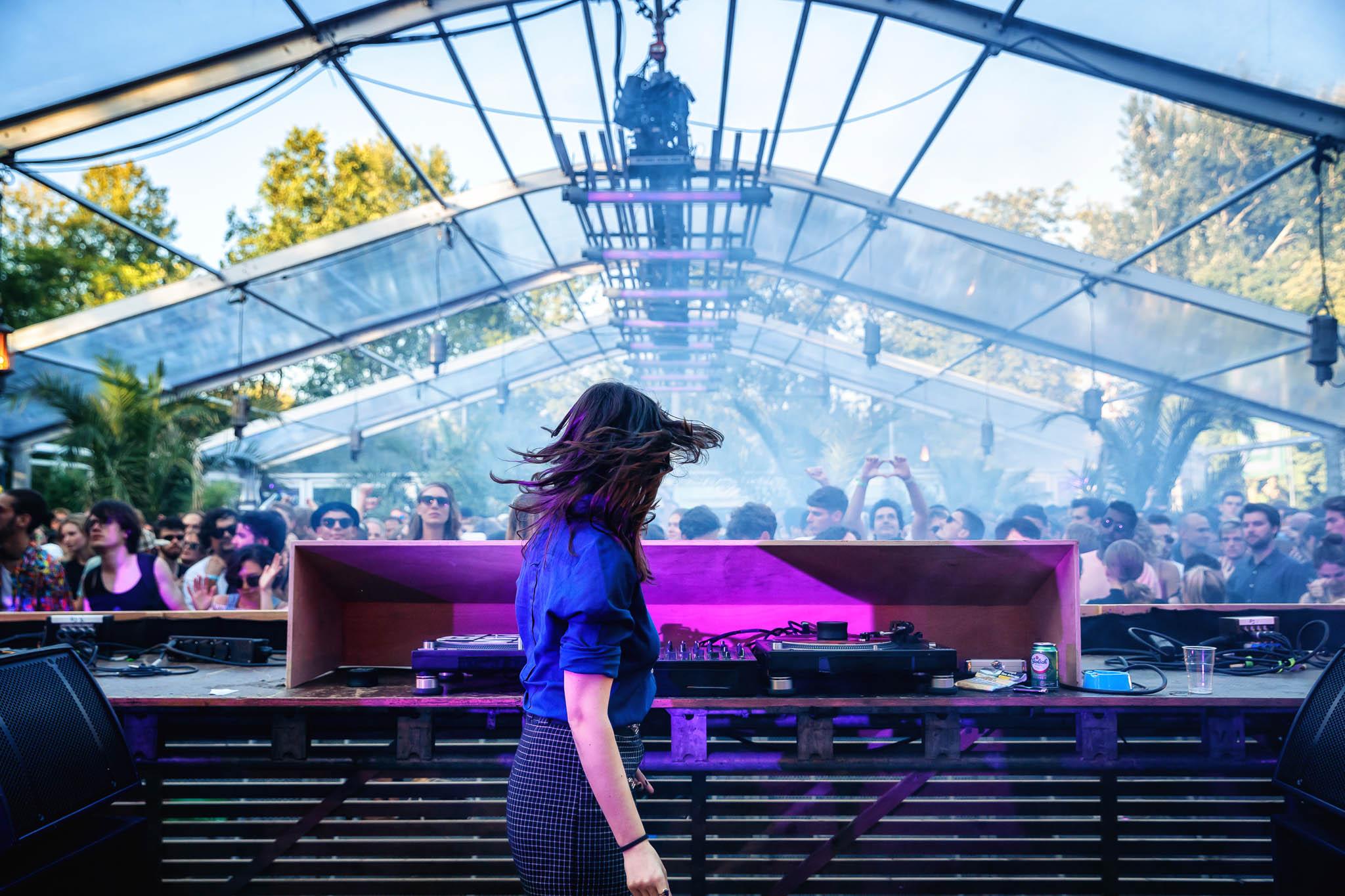 Helena Hauff - Dekmantel Festival 2017 - Day 5 (credits - Bart Heemskerk)