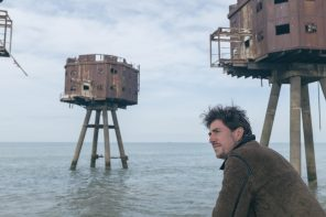 Watch Paul White go fishing for field recordings on a war-time sea fort