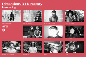 Dimensions Festival announce the new recruits for their 2018 DJ Directory
