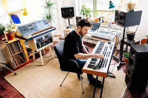 """If anything magical happens I try to slowly build around it"": Talking Tech with Rival Consoles"