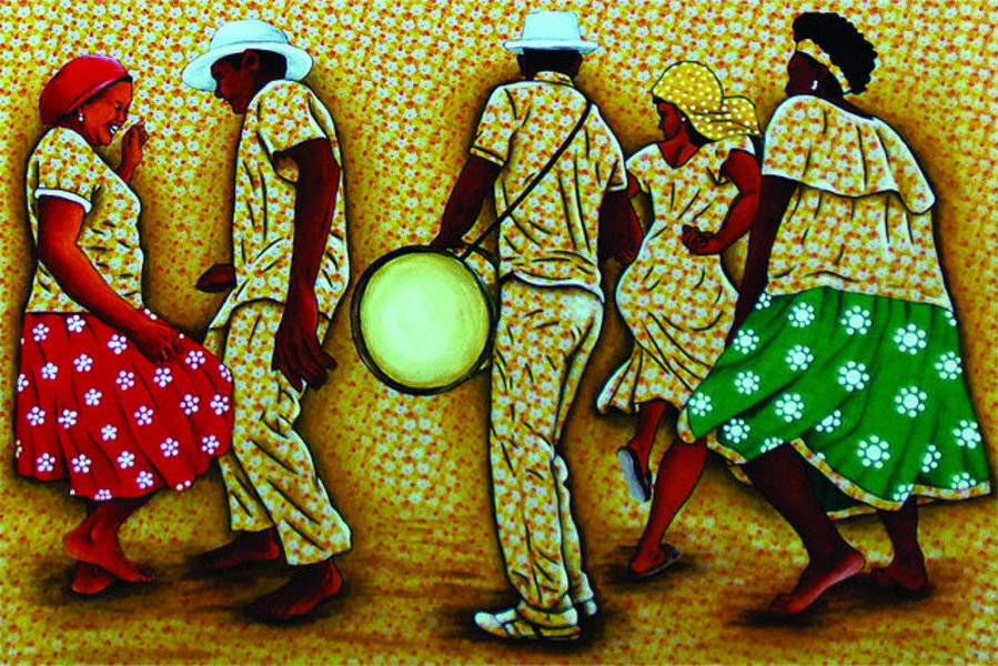 Infusions: DJ Tahira mixes the Afro-Brazilian lineage of