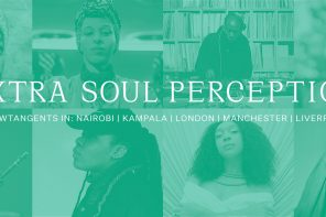Extra Soul Perception is a new soulful supergroup linking the UK, Kenya & Uganda.